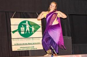 Nuria die Tänzerin