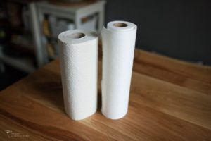 Reusable kitchen roll