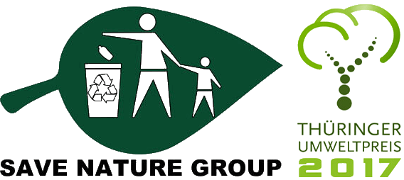 Logo von save nature